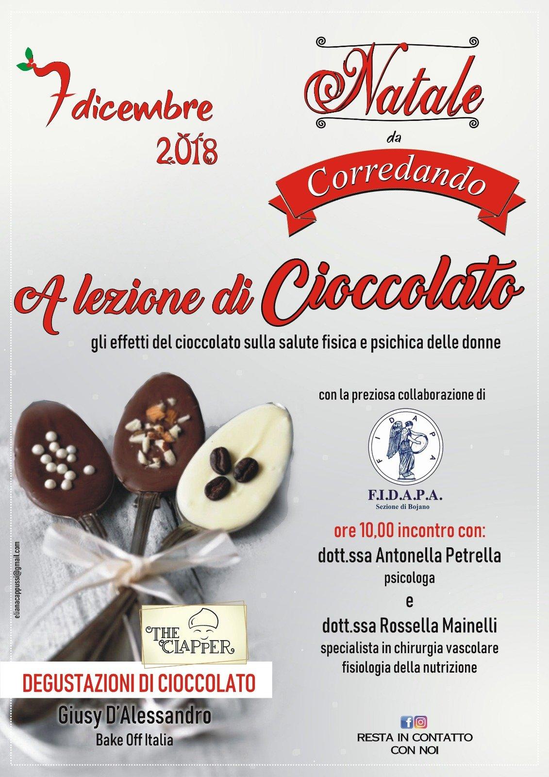 A Lezione di Cioccolato…